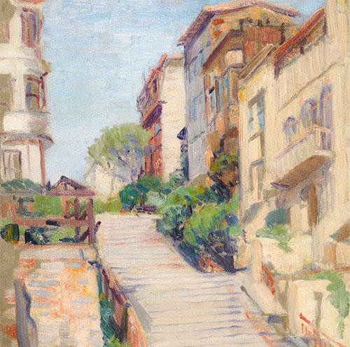 Joseph Kleitsch Jost Fine Arts