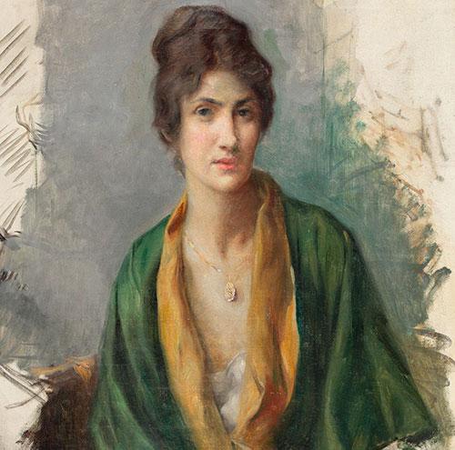 Julius Stewart - Jost Fine Arts